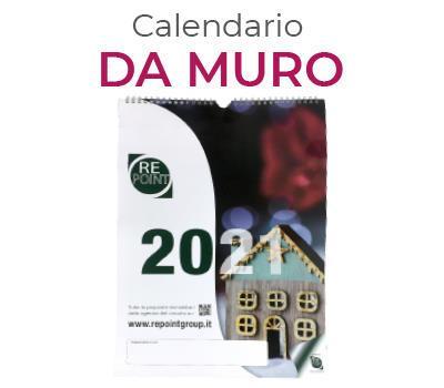 calendario totalmente personalizzato da muro